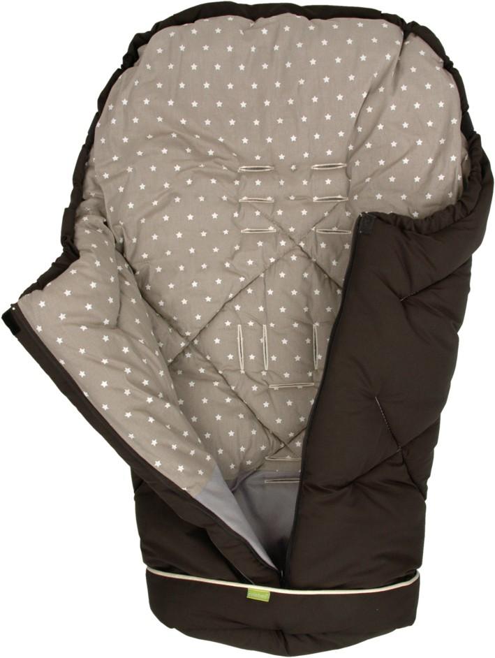 priebes fu sack miladka f r kinderwagen buggy winterfu sack farbe w hlbar neu ebay. Black Bedroom Furniture Sets. Home Design Ideas