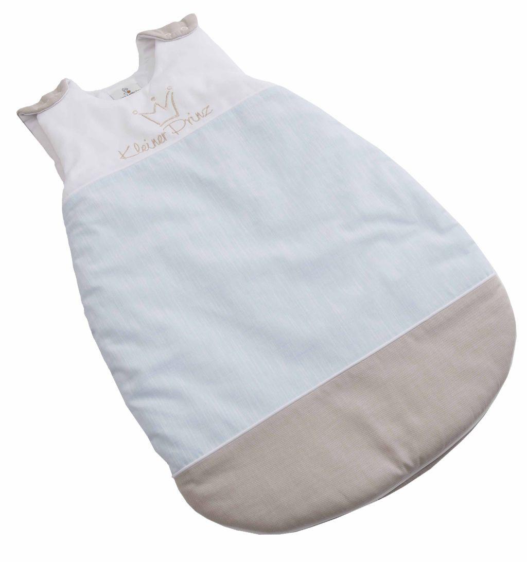 Be Be´s Collection Winter-Schlafsack wattiert Prinz oder Prinzessin