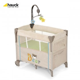 Hauck Reisebett Dream`n Care Center Bear online kaufen