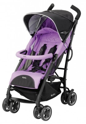 Kiddy City`n Move 045 lavender black frame