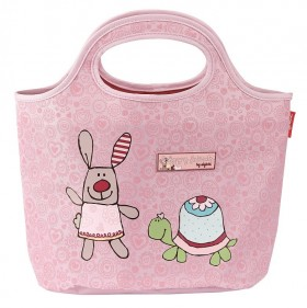 Sigikid Schlenkertasche 3 happy friends online kaufen