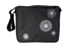 MARV Messenger Bag Atoms black online kaufen