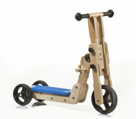 Geuther Scooter 2 in 1 blau online kaufen