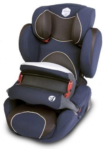 Kiddy comfort pro E33 blau Kinderautositz
