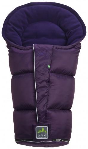 Odenwälder Winter-Fusssack Billi XL violett 2011