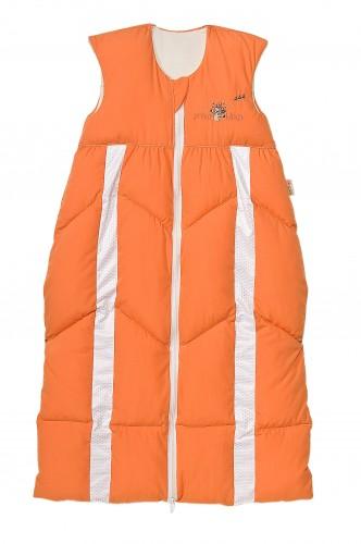 Odenwälder Baby-Schlafsack Prima Klima 70-90 cm orange