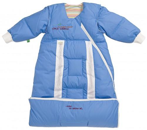 Odenwälder Schlafsack Clima Balance 1153 110-130 cm himmelblau