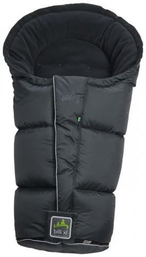 Odenwälder Winter-Fußsack Billi XL anthrazit 2011