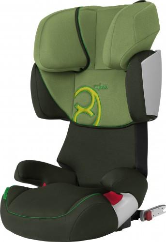 Cybex Kinderautositz Solution X-Fix Cactus-green