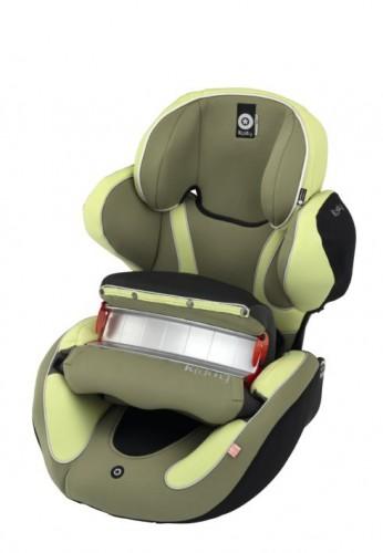 Kiddy Energy Pro 096 oasis khaki/hellgrün Kinderautositz