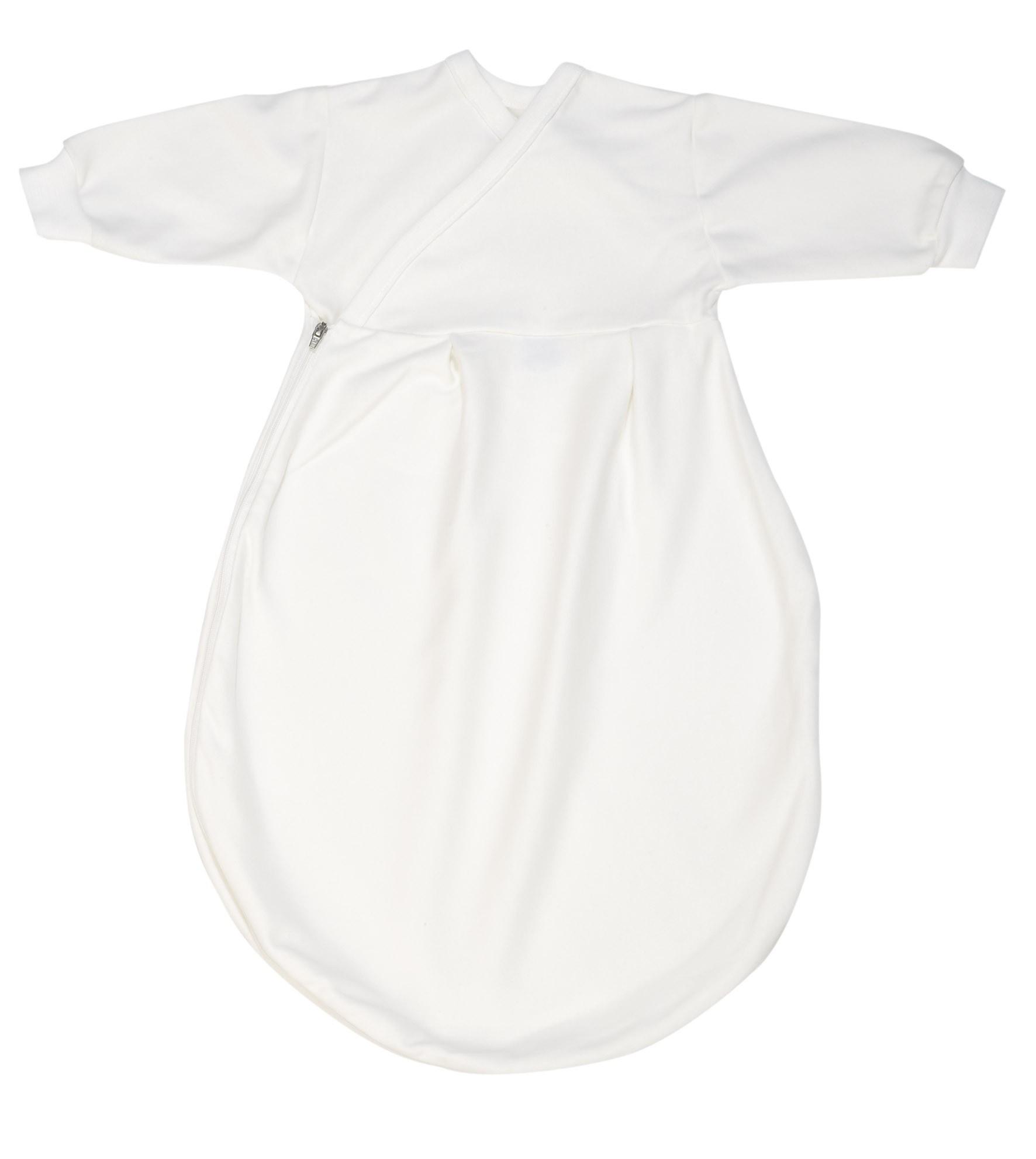 Alvi Baby Mäxchen Schlafsack Innensack Größe 92 weiss