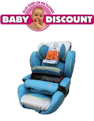 Kiddy Comfort pro 020 hellblau/silber