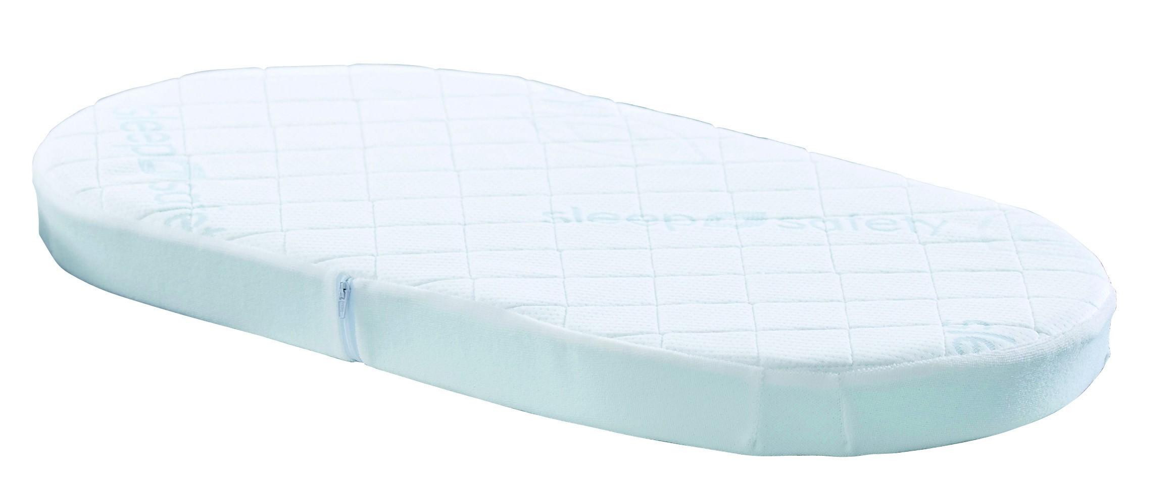 Träumeland Matratze Brise light für Stubenkorb 70x37 cm