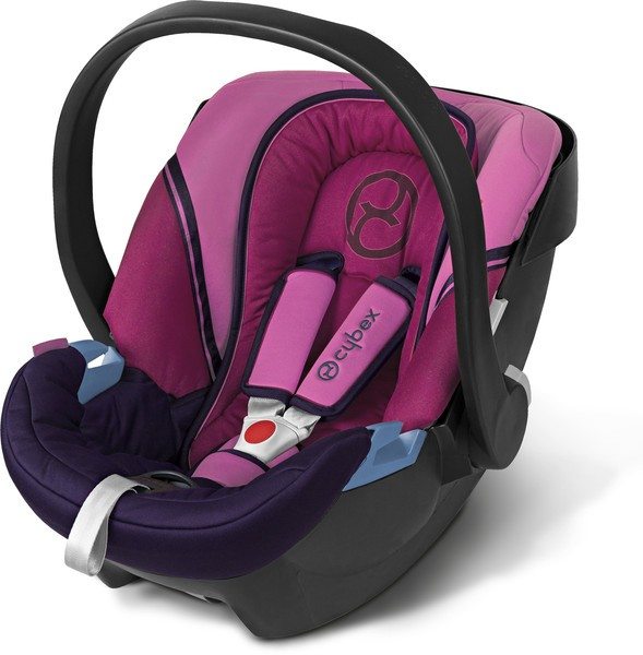 Cybex Gold Line Babyschale Aton Candy-Pink