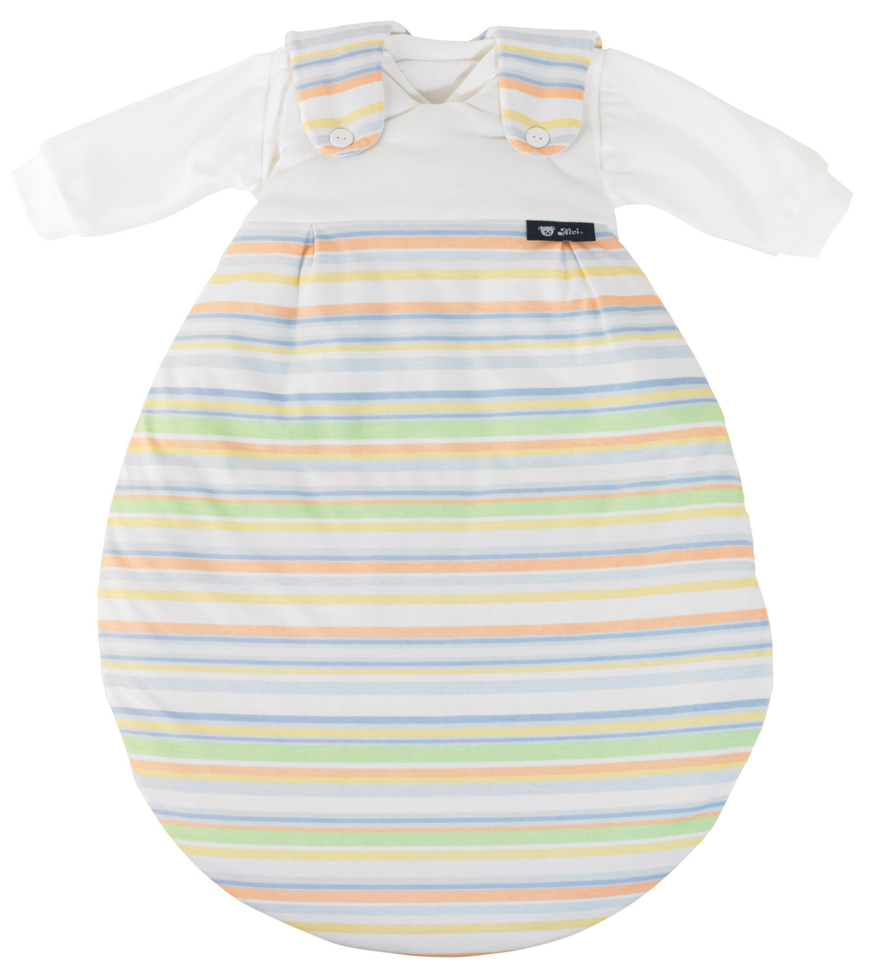 Alvi Baby Mäxchen Schlafsack 74/80 118-0