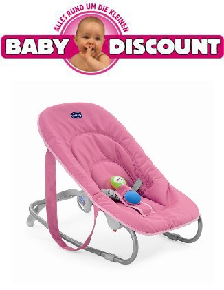 Chicco Schaukelwippe Easy Relax Pink