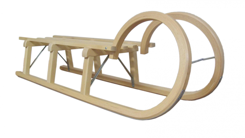 Gloco Schlitten Gebirgsrodel 115 cm