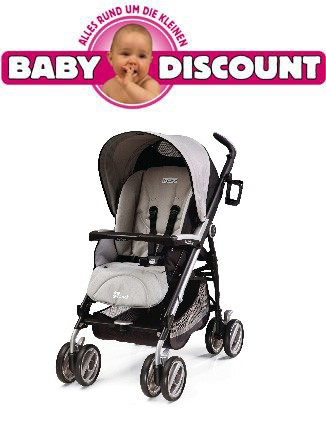 Peg Perego Buggy Pliko P3 On Track Classico - London