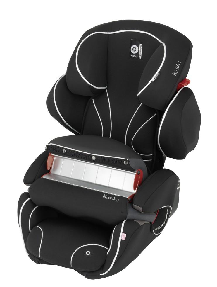 Kiddy Kindersitz Guardian Pro 2 E77 Racing Black