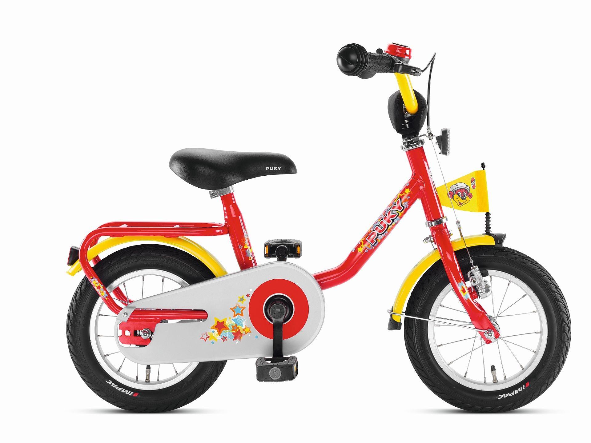 Puky Fahrrad Z2 rot