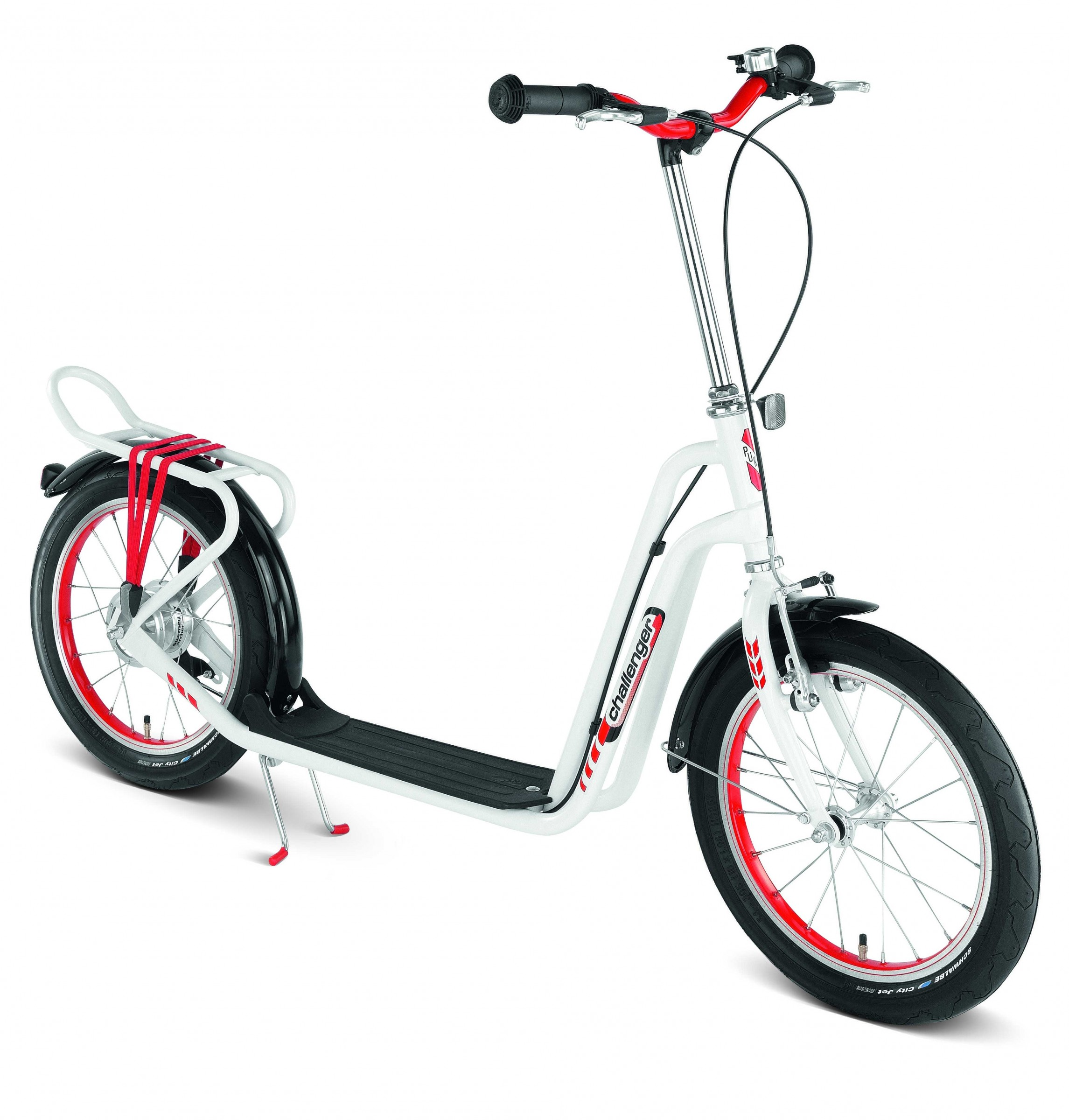 Puky Roller R 2002 L Weiß