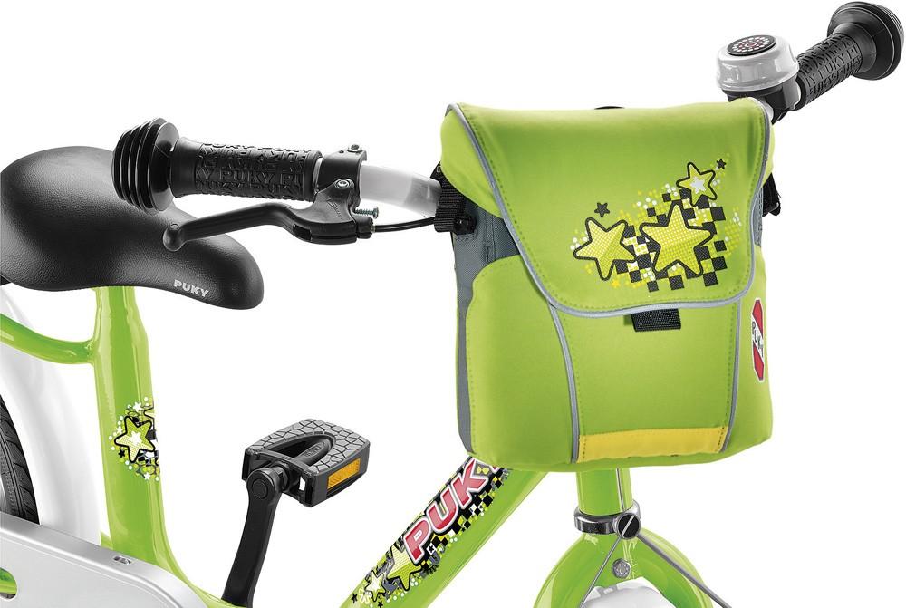 Puky Lenkertasche Design 2 kiwi/gelb