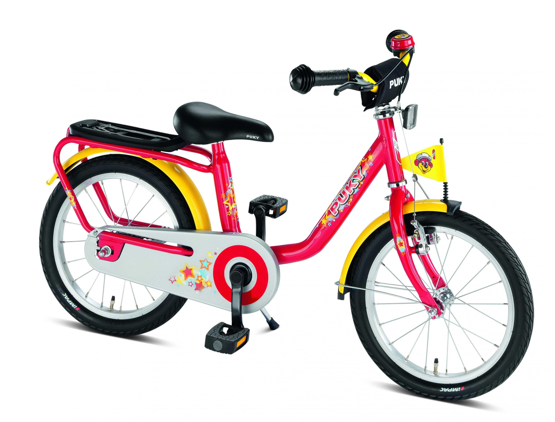 Puky Fahrrad Z6 rot