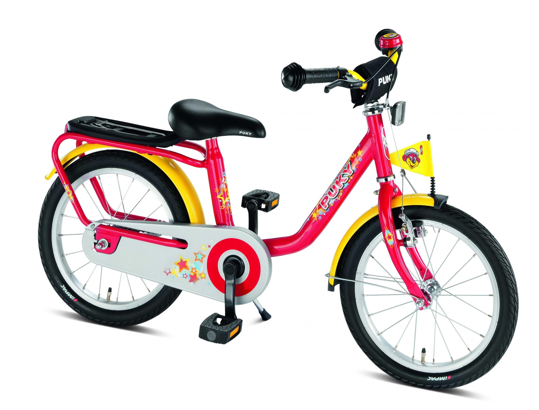 Puky Fahrrad Z8 rot