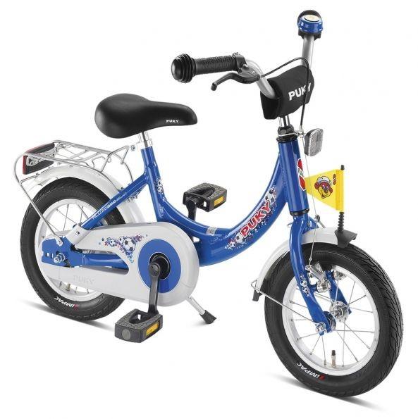 Puky Fahrrad ZL 12 Alu blau Fußball
