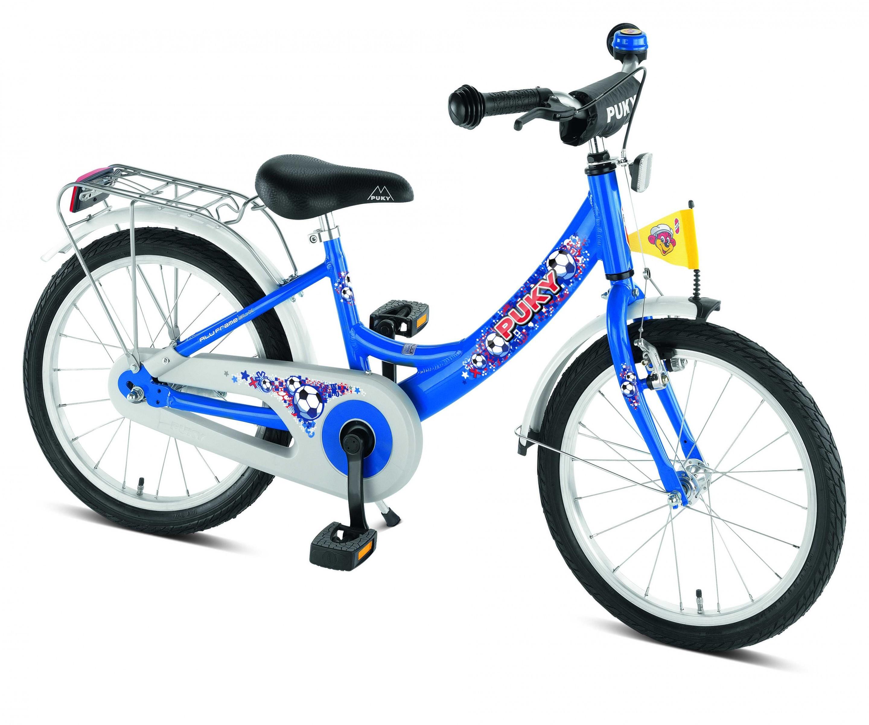 Puky Fahrrad ZL 18 Alu blau Fußball