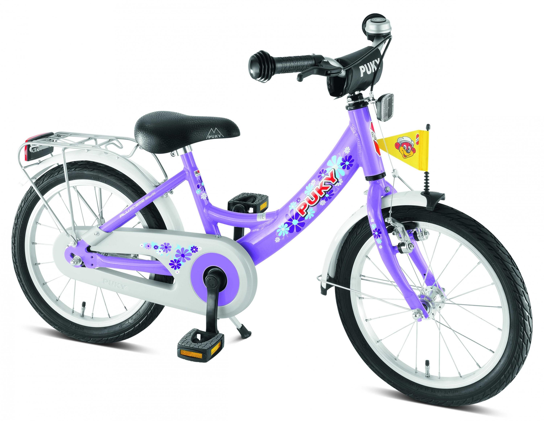 Puky Fahrrad ZL 16 Alu flieder