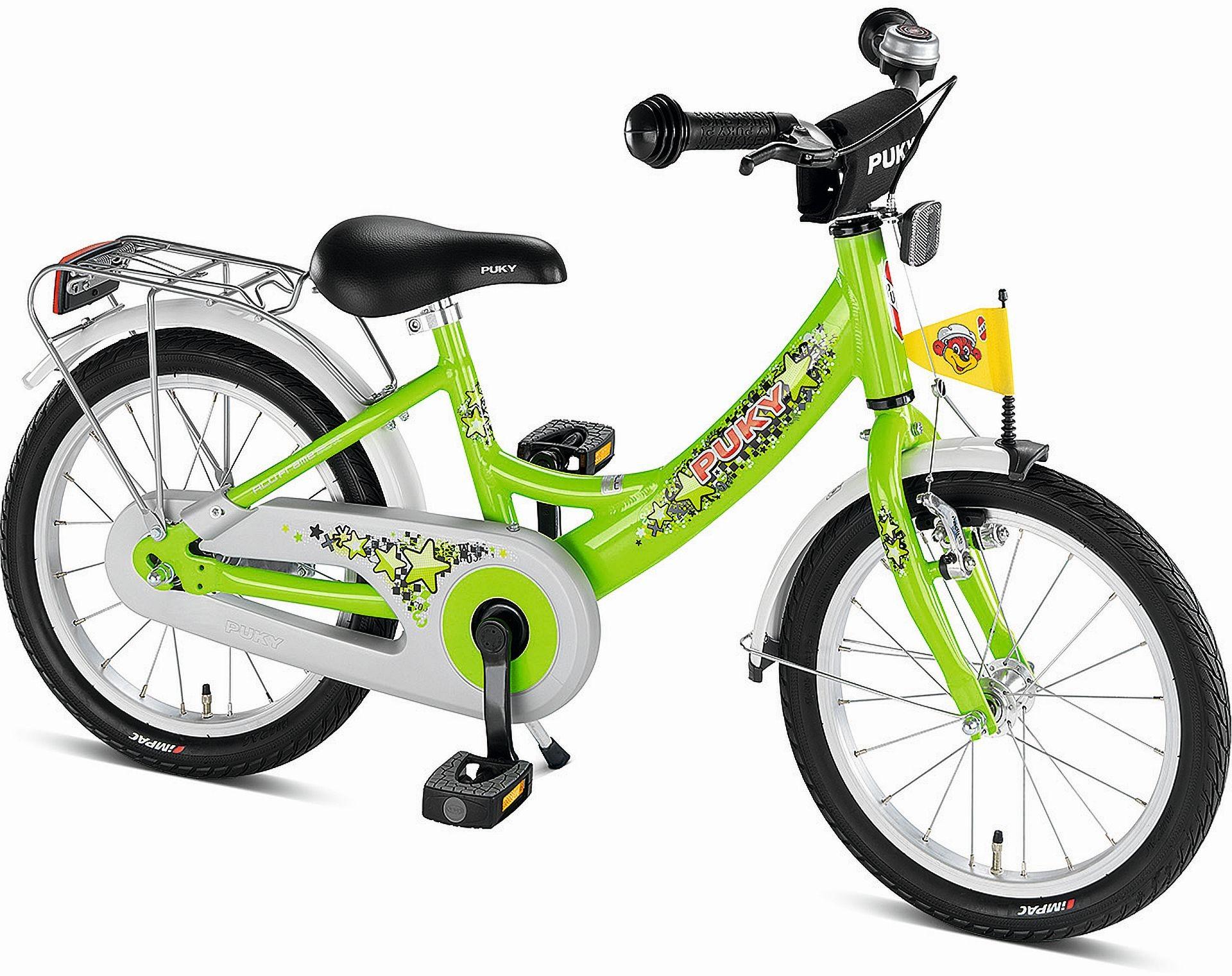 Puky Fahrrad ZL 16 Alu kiwi