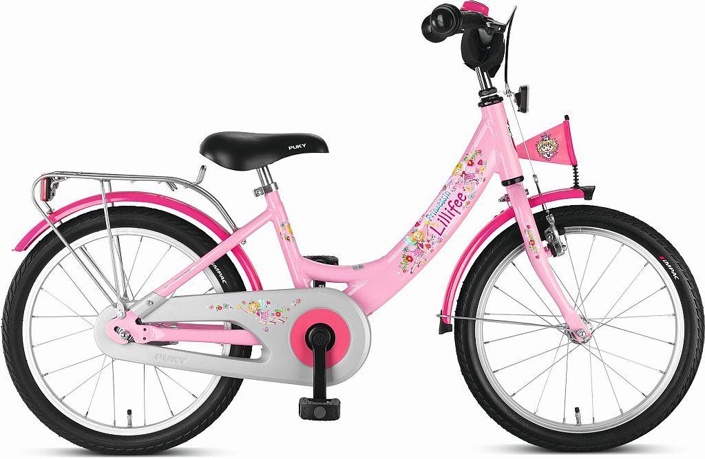 Puky Fahrrad ZL 16 Alu Lillifee