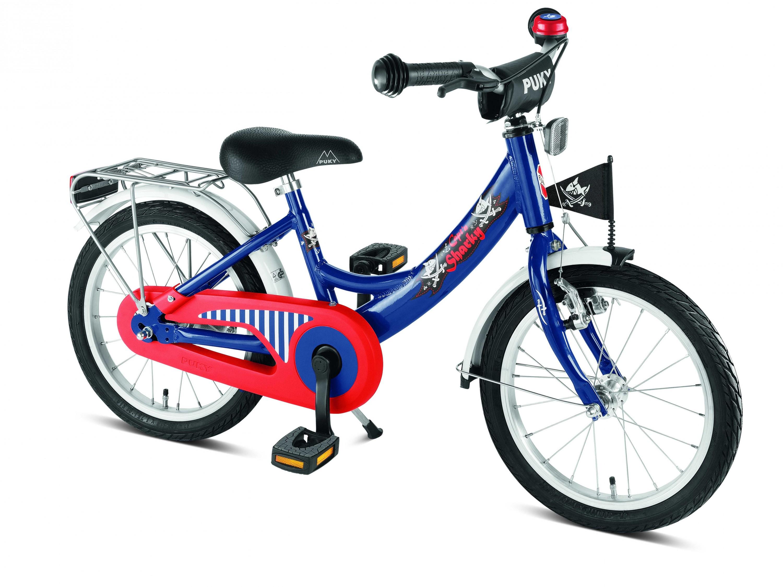Puky Fahrrad ZL 16 Alu Capt´n Sharky