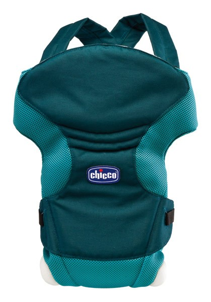 Chicco Babytrage Go Top Green Wave