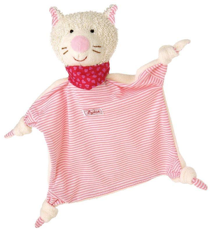 Sigikid Schnuffeltuch Katze 48095