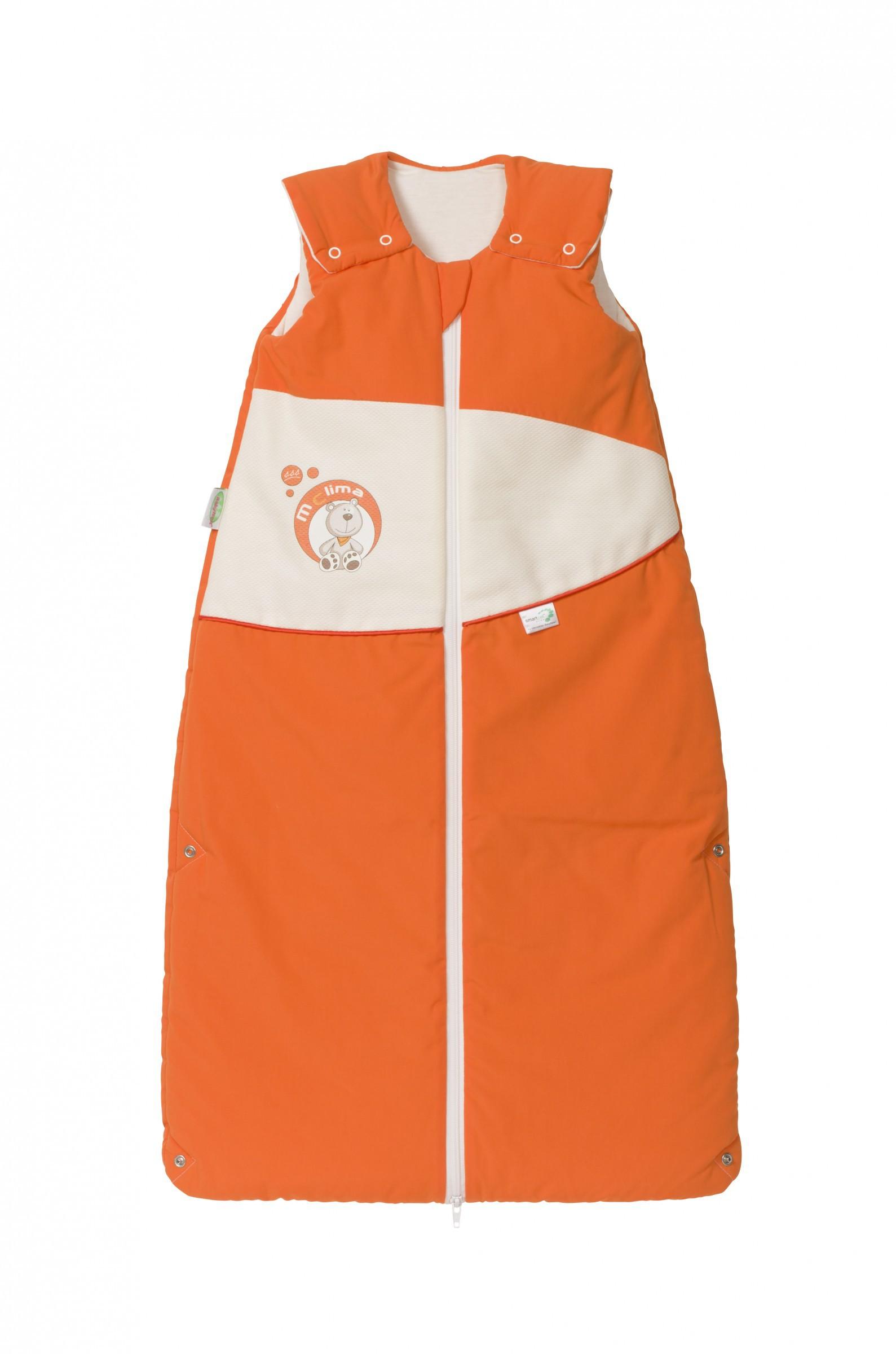 Odenwälder Baby-Schlafsack Mclima warm orange - 2013/2014