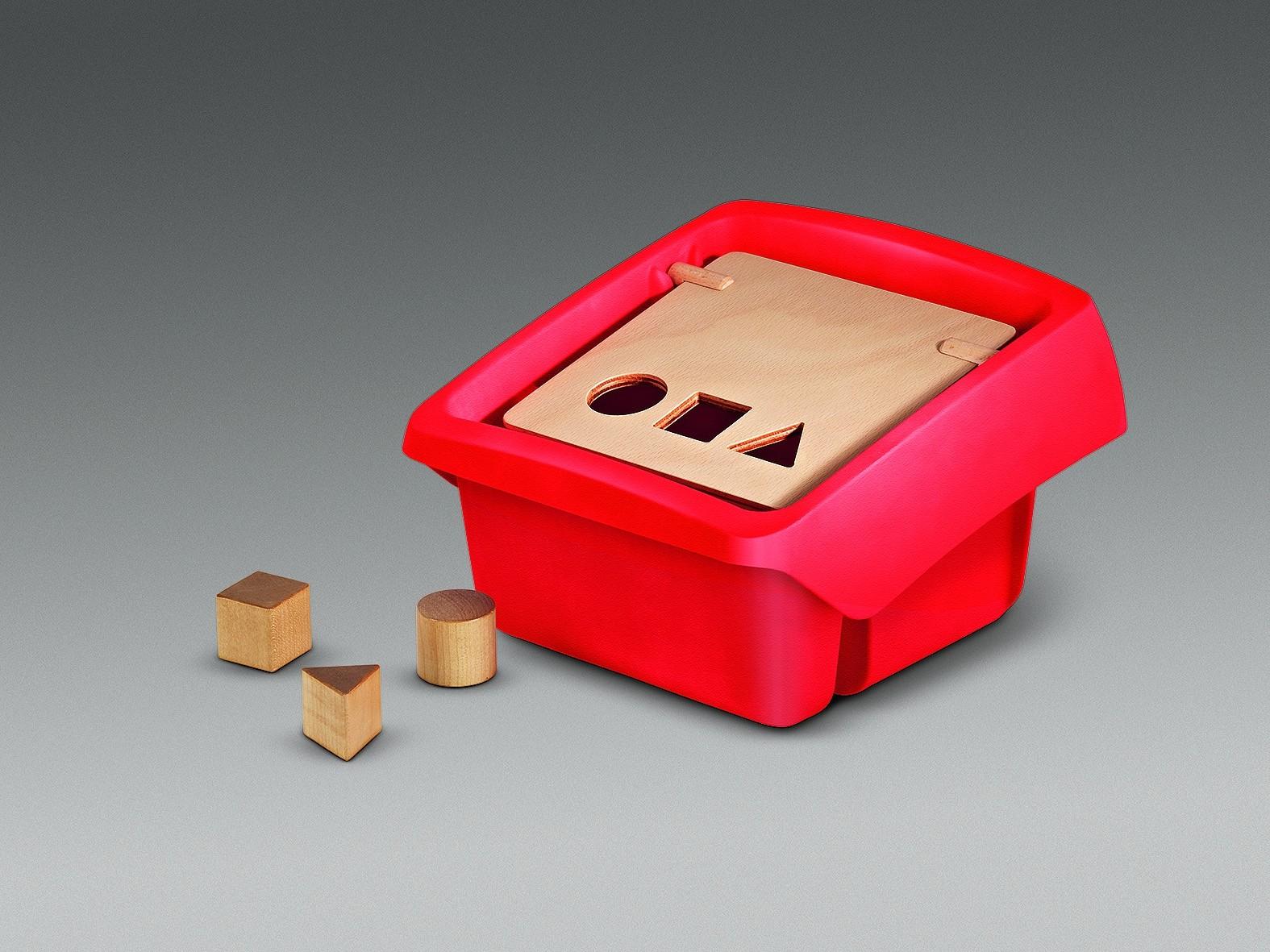 Puky Lauflernwagen LW1 rot