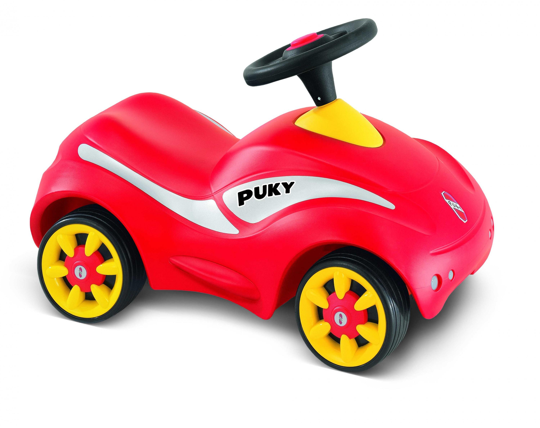 Puky Racer Rutschauto rot
