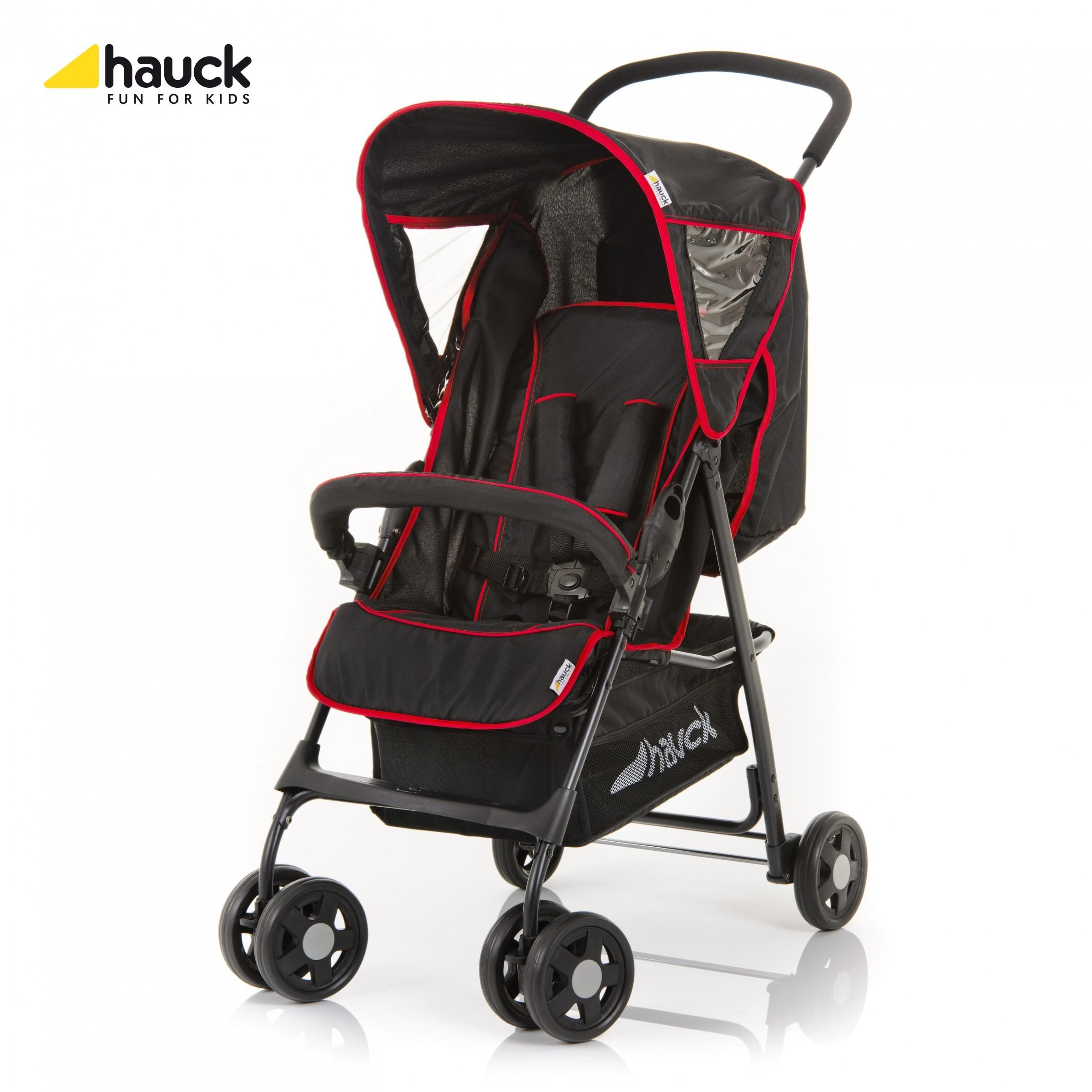 Hauck Buggy Sport SP12 black