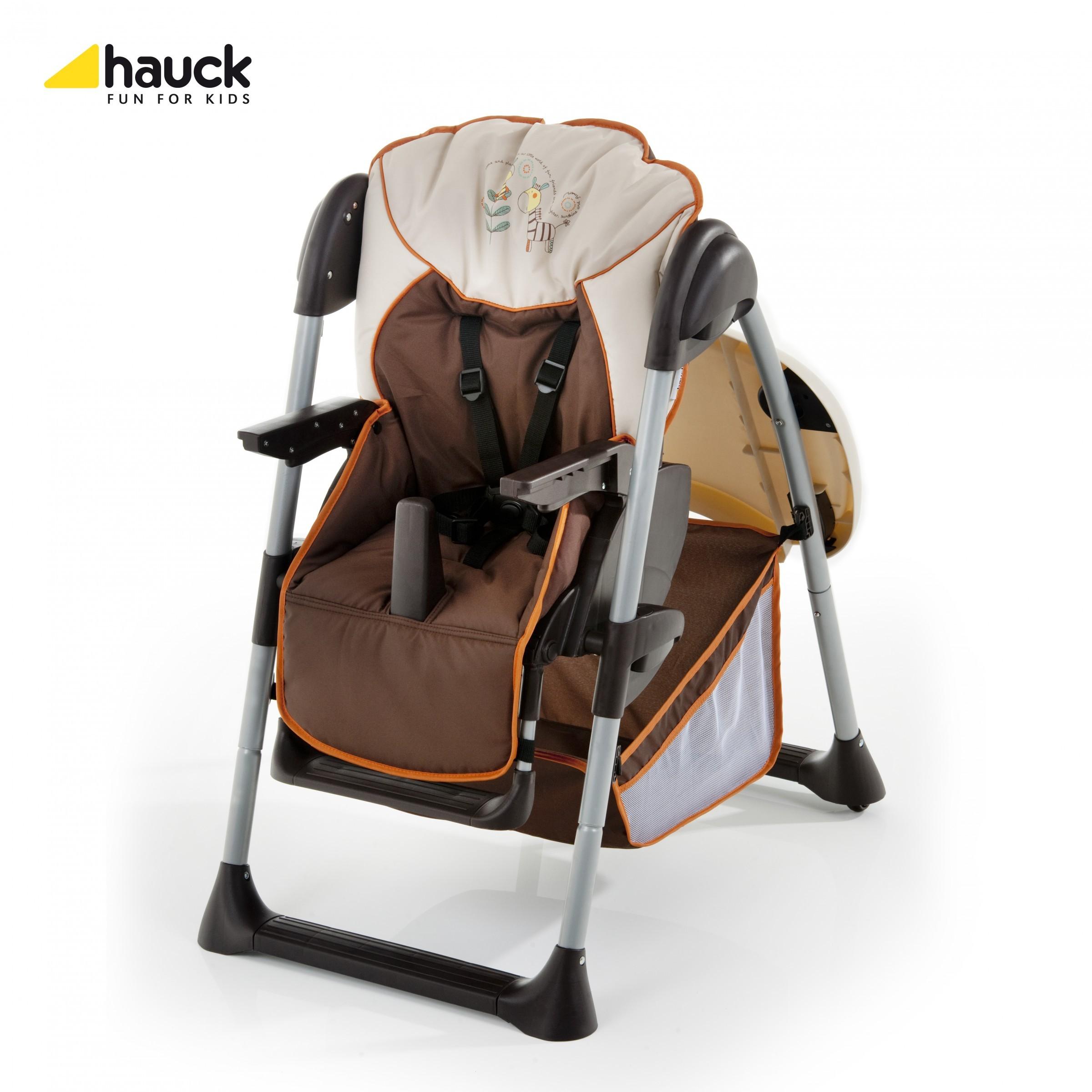 Hauck Up´n Down Hochstuhl Little World