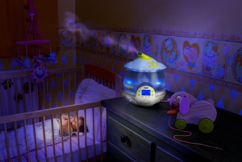 Babymoov Digitaler Luftbefeuchter