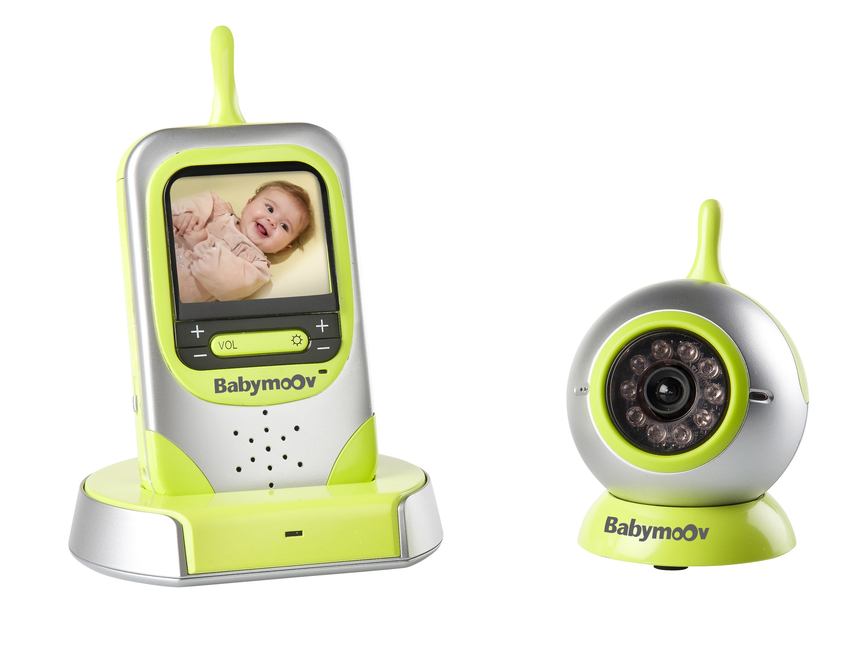 Babymoov Babyphone Video Visio Care