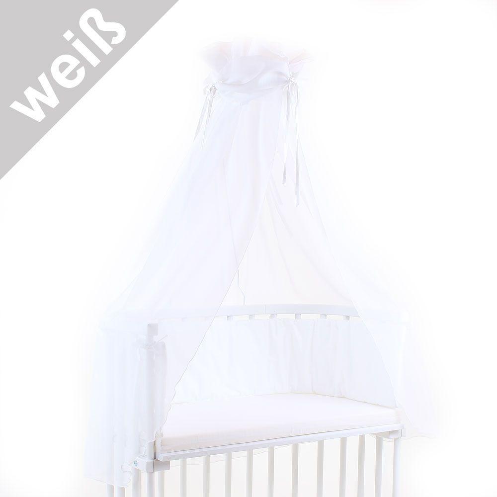 Babybay Himmel für Beistellbett weiß/weiß