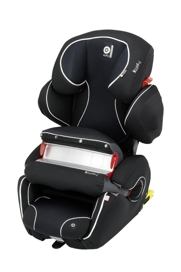 Kiddy Guardianfix Pro 2 Racing Black N77