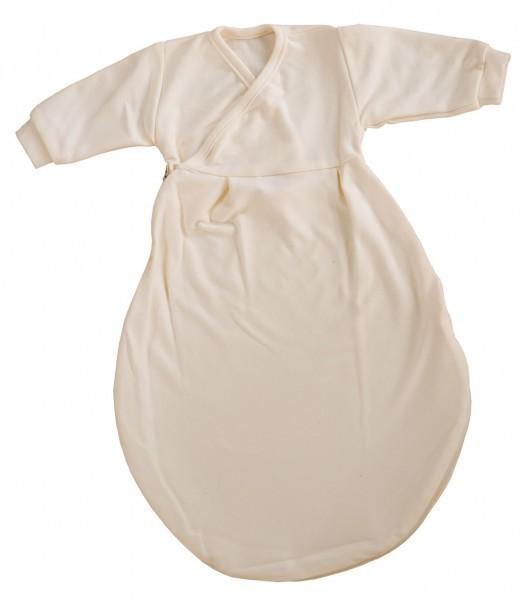 Alvi Baby Mäxchen Schlafsack Innensack Größe 50 beige