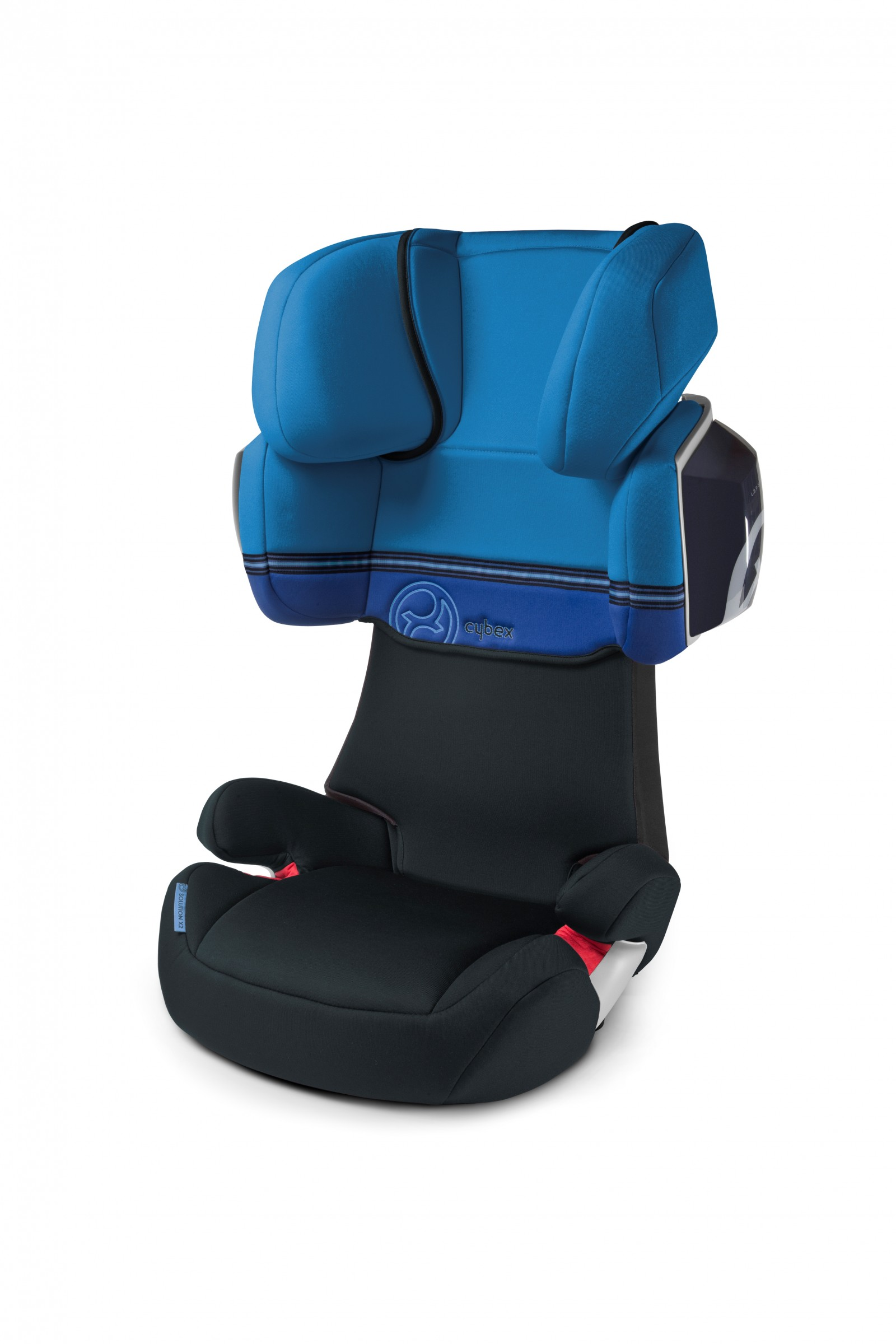 Cybex Gold Line Solution X2 Heavenly Blue-blue