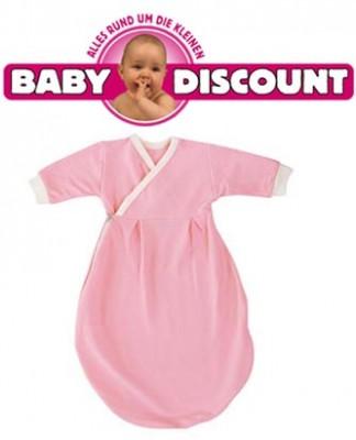 Alvi Baby Mäxchen Schlafsack Innensack Größe 68 rosa