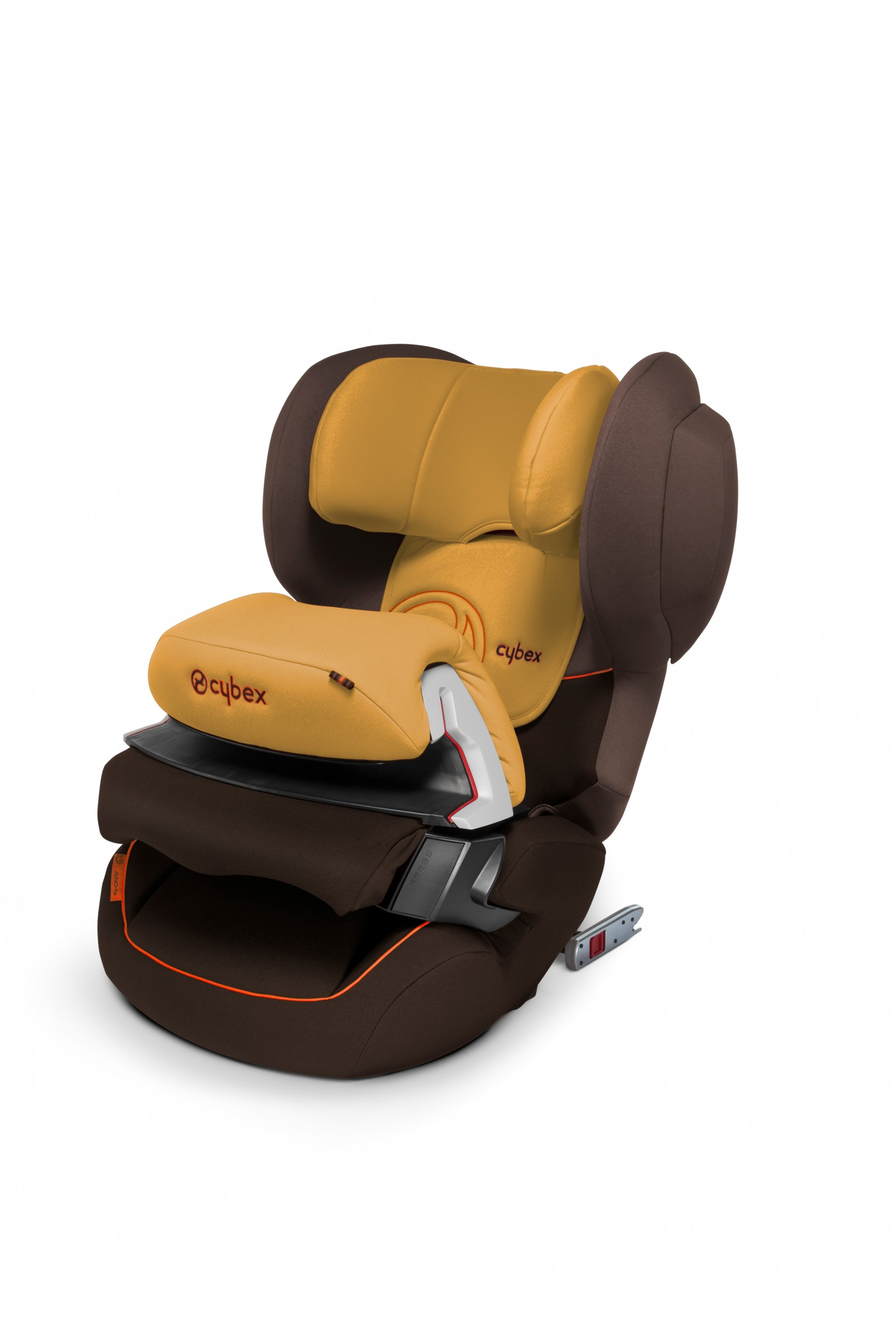 Cybex Autositz Juno Fix Candied Nuts-brown