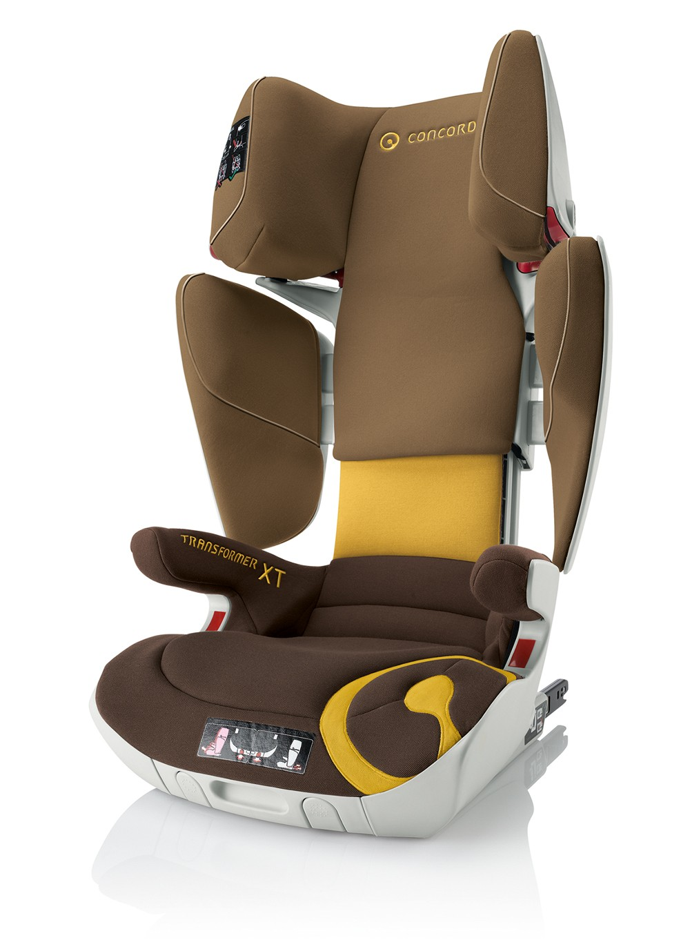 Concord Kindersitz Transformer XT Brown